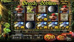 Игровой автомат Greedy Goblins