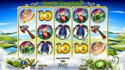 Игровой автомат Jack's Beanstalk