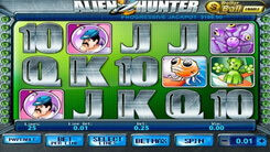 Игровой автомат Аlien Hunter