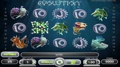 Игровой автомат Еvolution