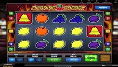 Игровой автомат Burning Cherry HD