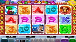Игровой автомат Чебурашка