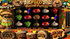 Игровой автомат Paco And The Popping Peppers