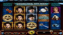 Игровой автомат Sherlock Holmes