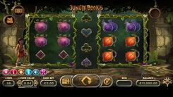 Игровой автомат Jungle Books