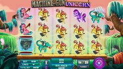 Игровой автомат Мachine Gun Unicorn
