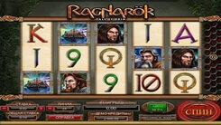 Игровой автомат Ragnarok