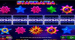 Игровой автомат «Starmania»