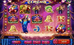 Игровой автомат «Circus»