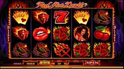Игровой автомат «Red Hot Devil»