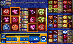 Игровой автомат «Gems Gems Gems»